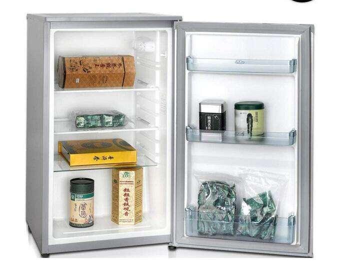 茶叶放置在冰箱里保存